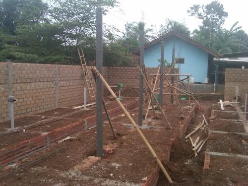 Banguan Farm-II, Backgound Villa