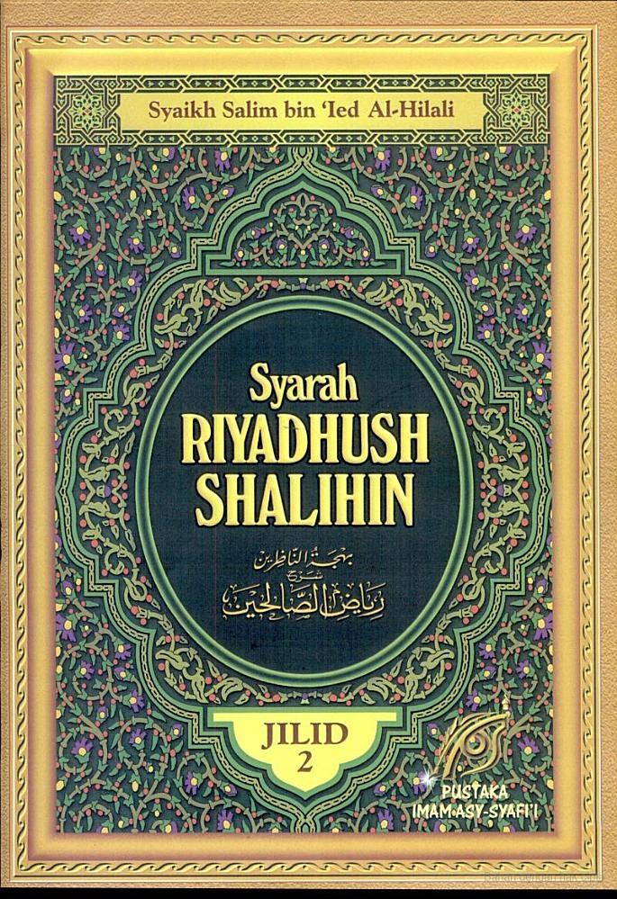 Riyadhus Shalihin Buku 2 - Imam Nawawi