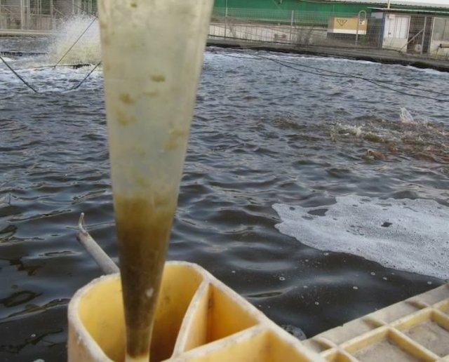 Imhoff Cone - Alat untuk memperkirakan biomassa BioFloc